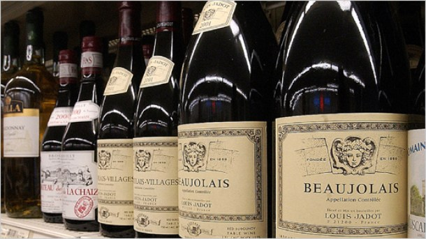Beaujolias Wines