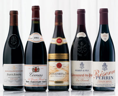 Rhone Region Wines