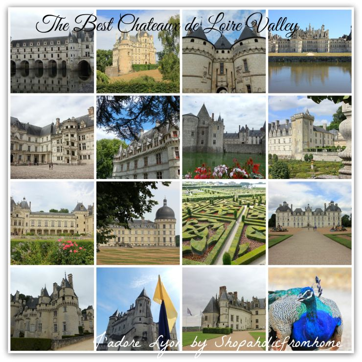 The best Chateaux de Loire Valley1