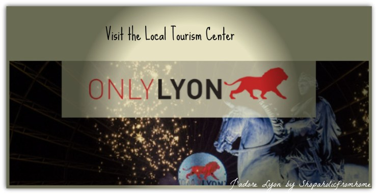 Visit the local tourism center