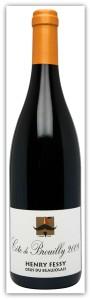 Cote De Brouilly Wine Beaujolais