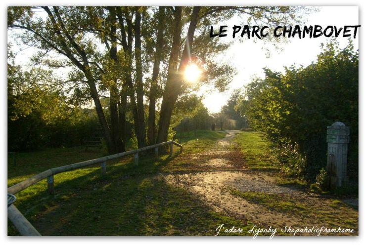 Le Parc Chambovet. Photo by lyon.regards