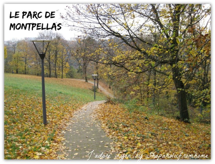 Le Parc de Montpellas