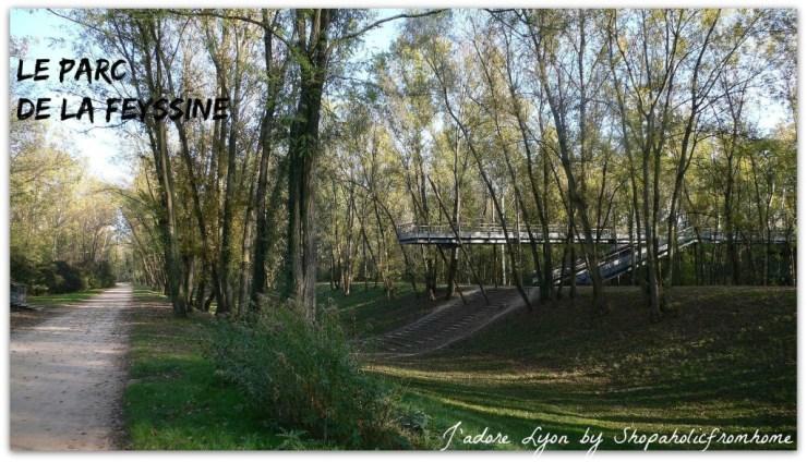 Le Parc de la Feyssine by CommonsWiki