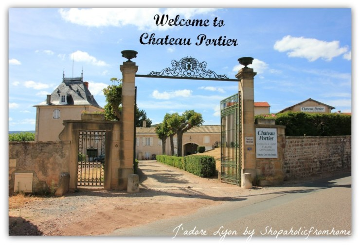 Welcome to Chateau Portier