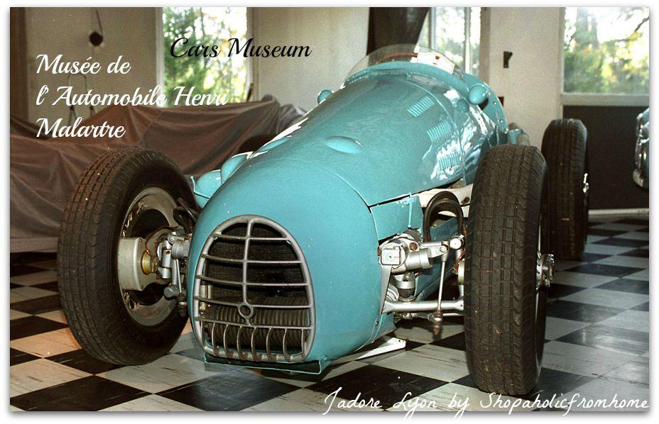 Car Museum Lyon