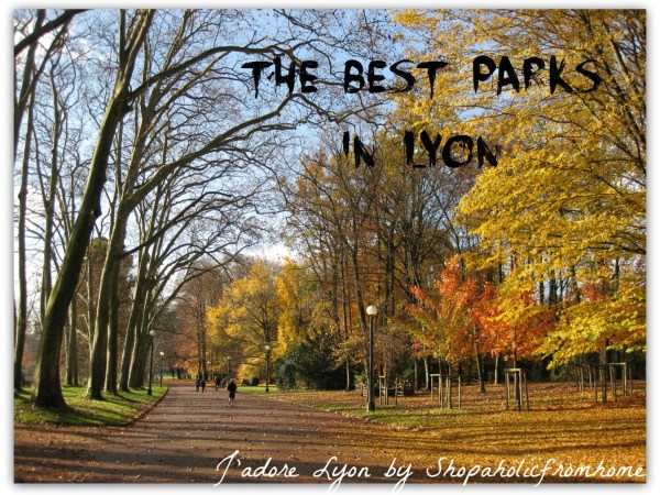 The best parks in lyon