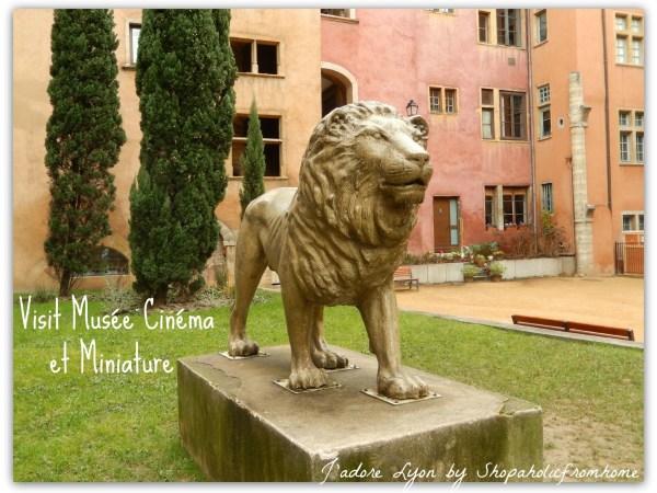 Visit Musée Cinéma et Miniature