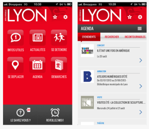 Lyon Village Apli Mobile App