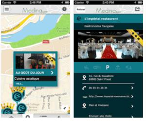Medina Lyon Mobile App