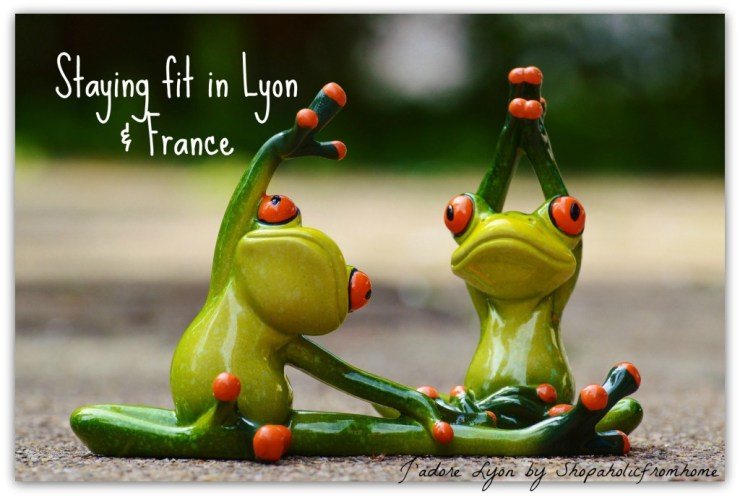 Staying fit in Lyon and France