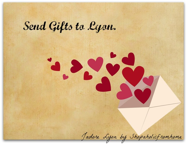 Send Gifts to Lyon