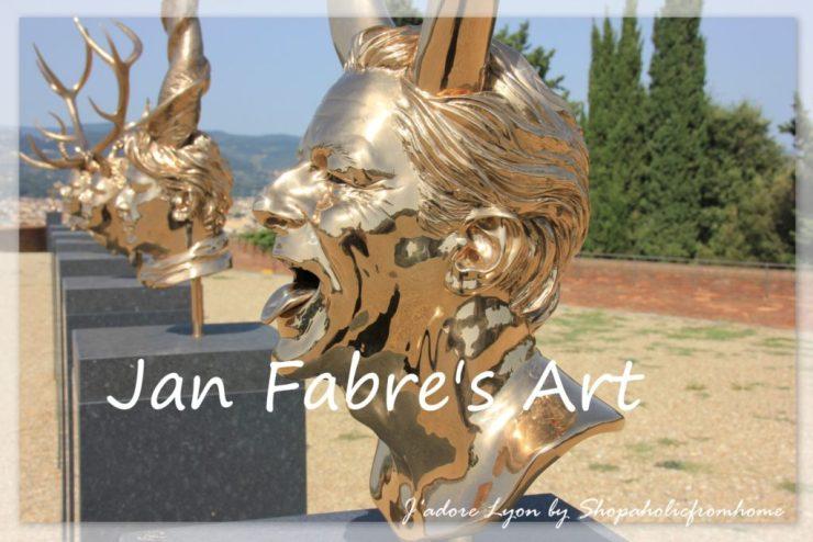 Jan Fabre Art