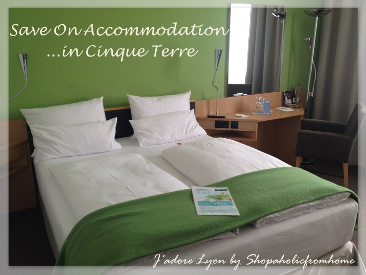 Save On Accommodation in Cinque Terre