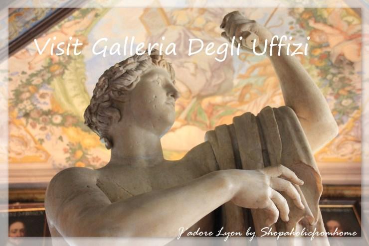 Visit Galleria Degli Uffizi in Florence