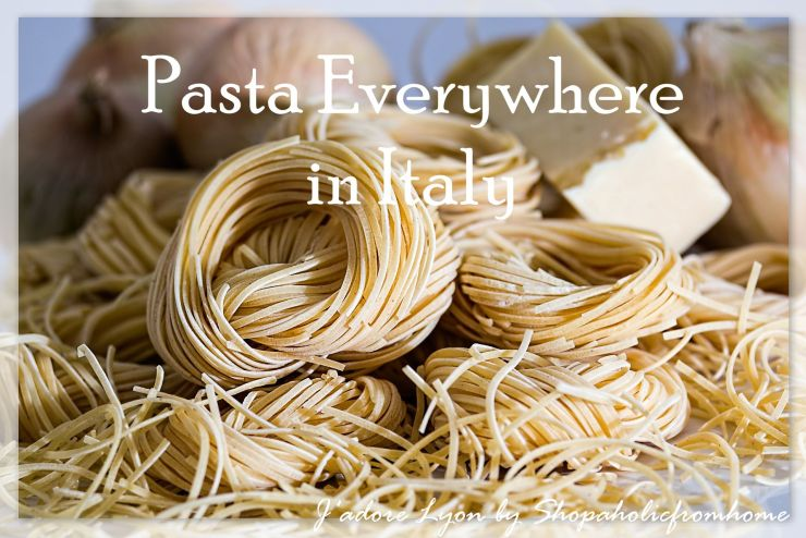 Pasta Everywhere