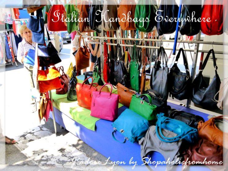 Italian Handbags Everywhere