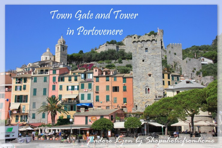 Admire the Town Gate and Tower