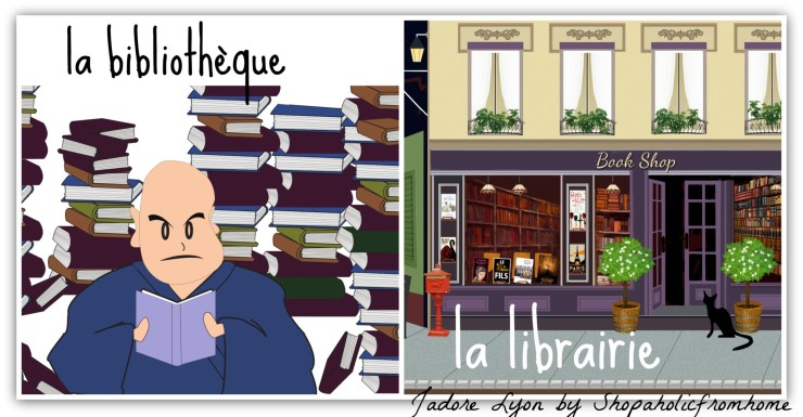 la-librairie