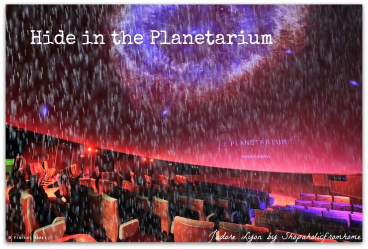 Hide in the Planetarium