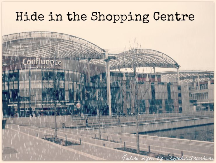 Hide in the Shopping Center