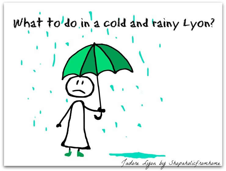 What to do in a cold and rainy day