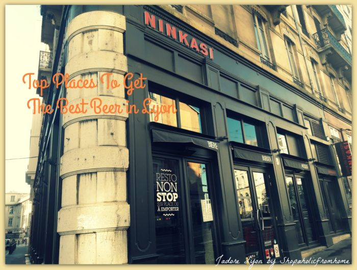 Ninkasi The Top Places To Get The Best Beer in Lyon