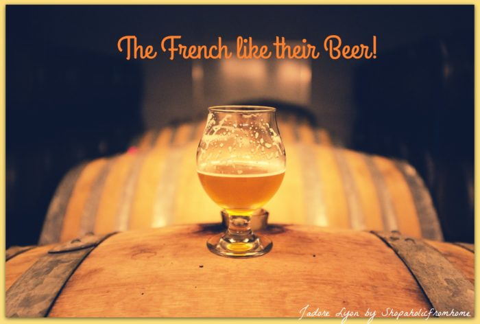 The French like their beer