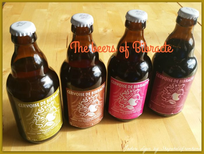 The beers of Bibracte