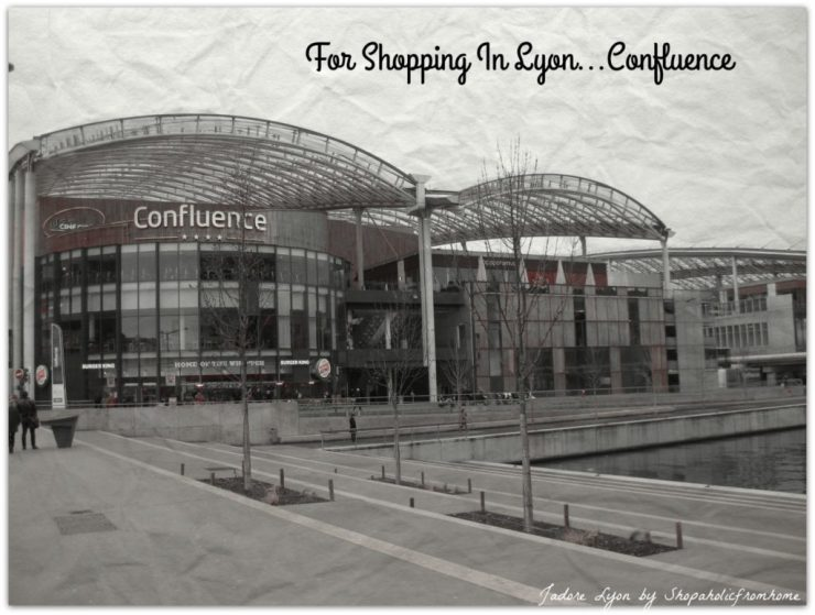 Confluence - Shopping in Lyon