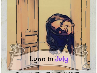 Lyon in July