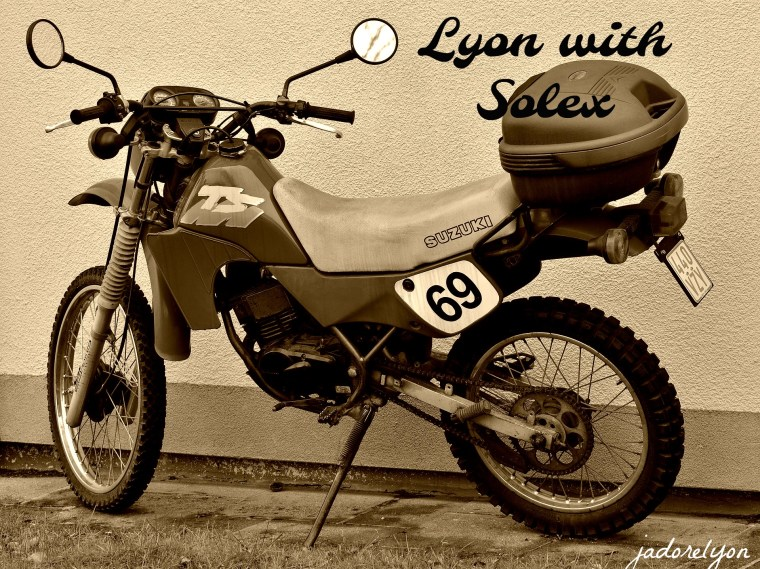 Discover Lyon with Solex
