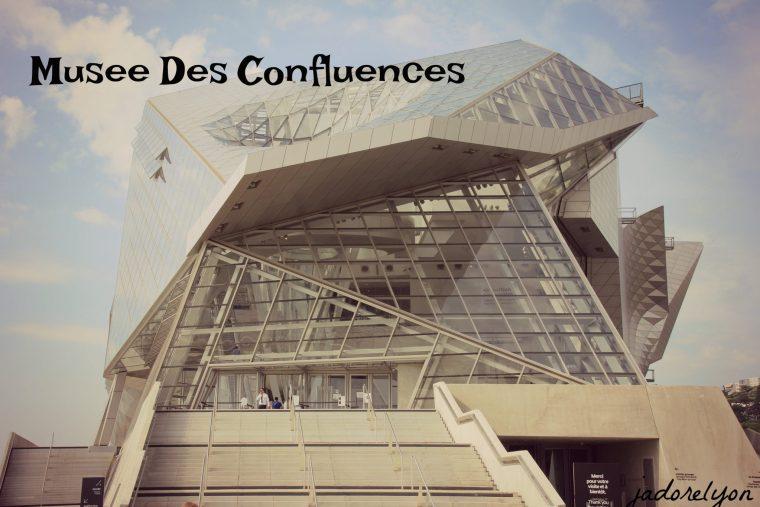 Musee Des Confluences in Lyon