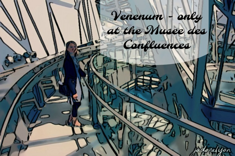 Venenum Only At the Musee Des Confluences