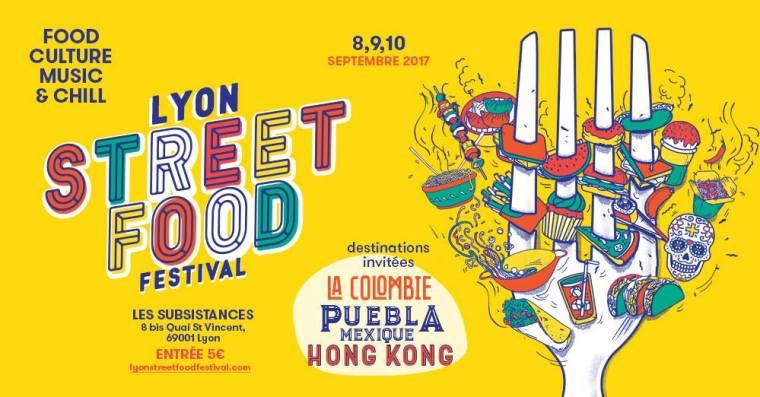 Lyon Food Street Festival