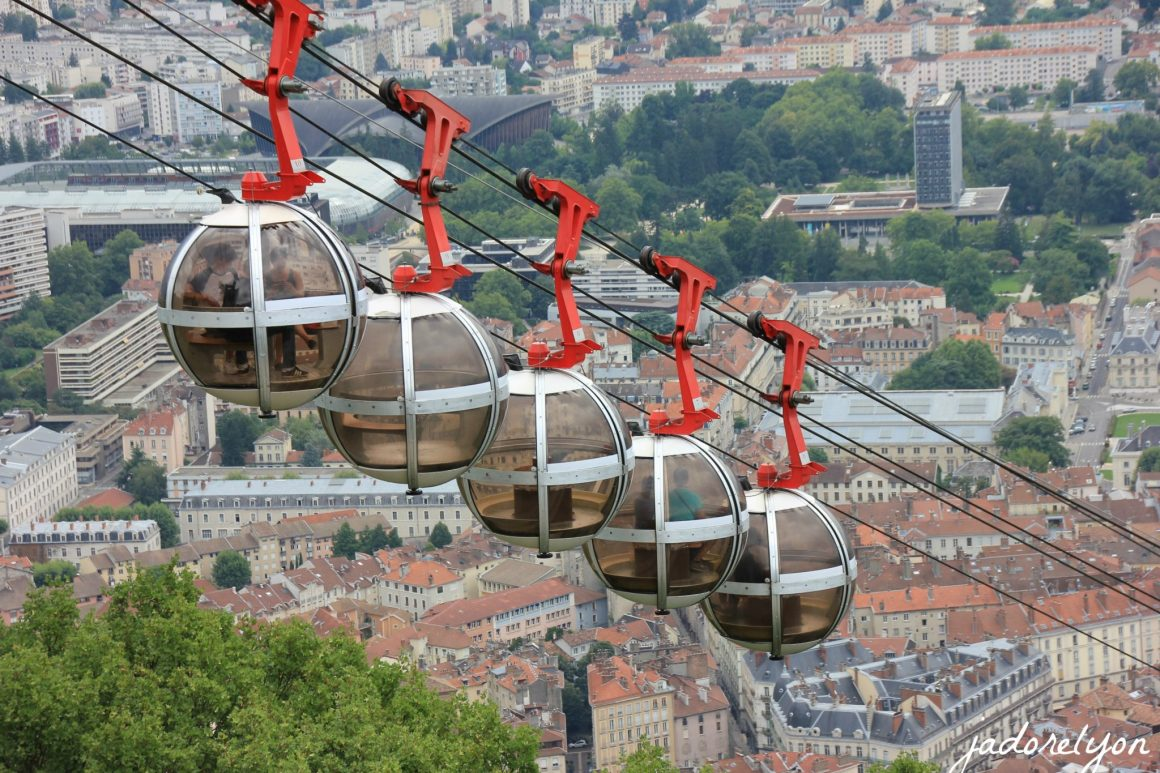 Visit big cities around like Grenoble