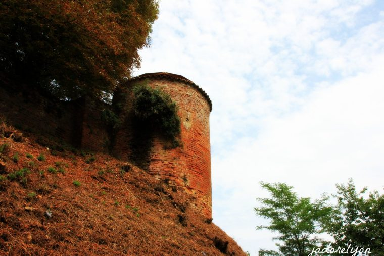 Visit ruins of the old castle