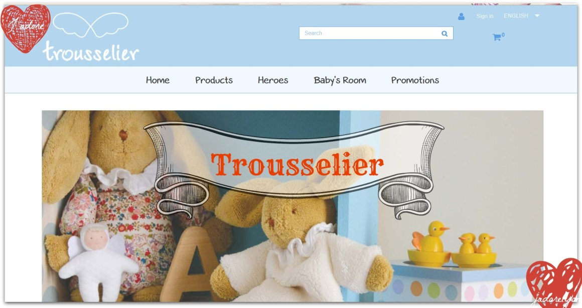 Trousselier Shop