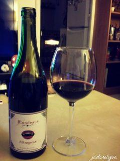 Bloody Wine!