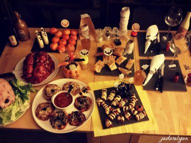 Halloween Food Ready!