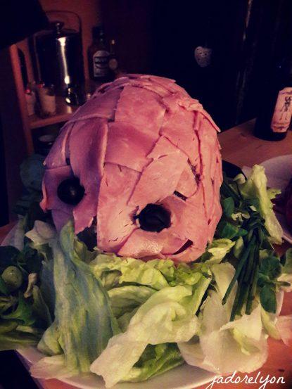 Ham Skull So Yummy