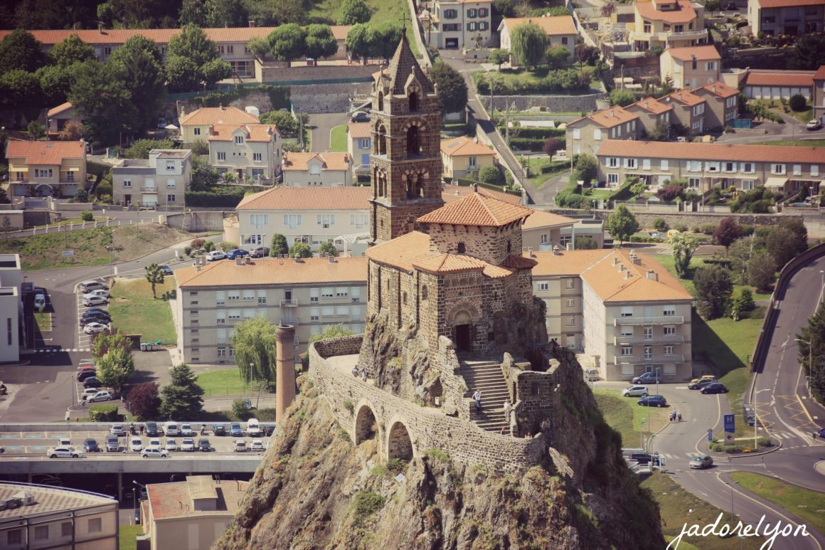 Rocher Saint- Michel d'Aiguilhe
