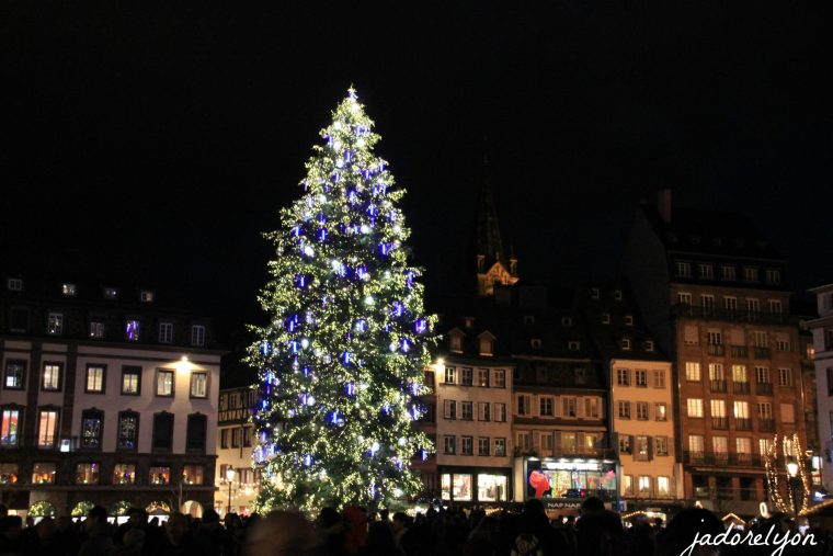 For the best Christmas Markets in France, go to Strasbourg