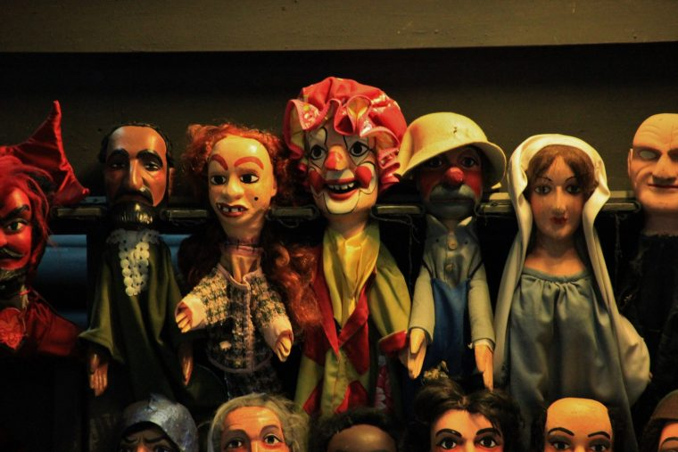 Puppets Show at the Gadagne Museum