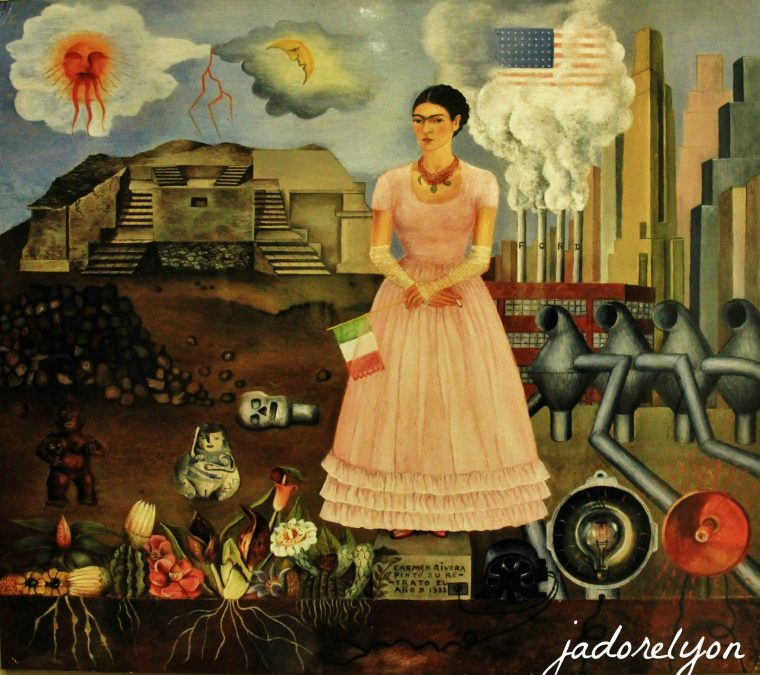 Frida, do you recognise?