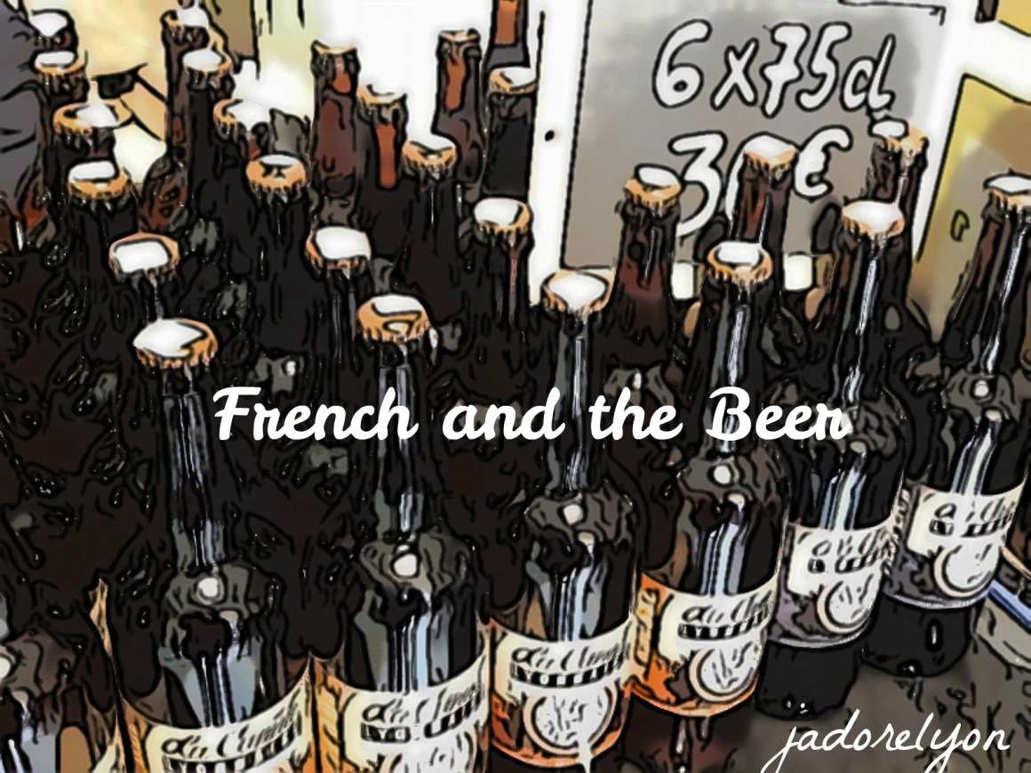 French and the Beer