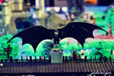 Lego Expo in MiniWorld - Dracula