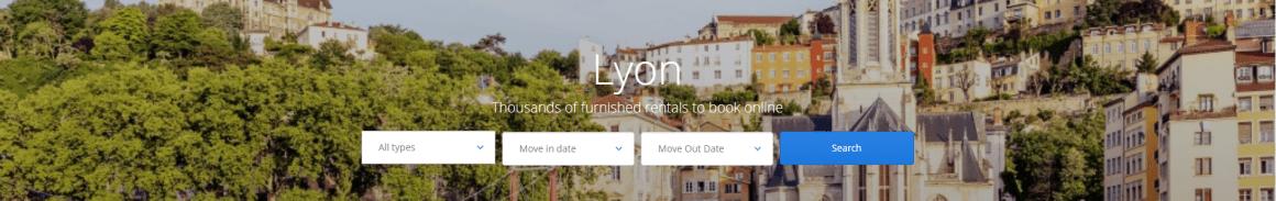 Nestpick Lyon page