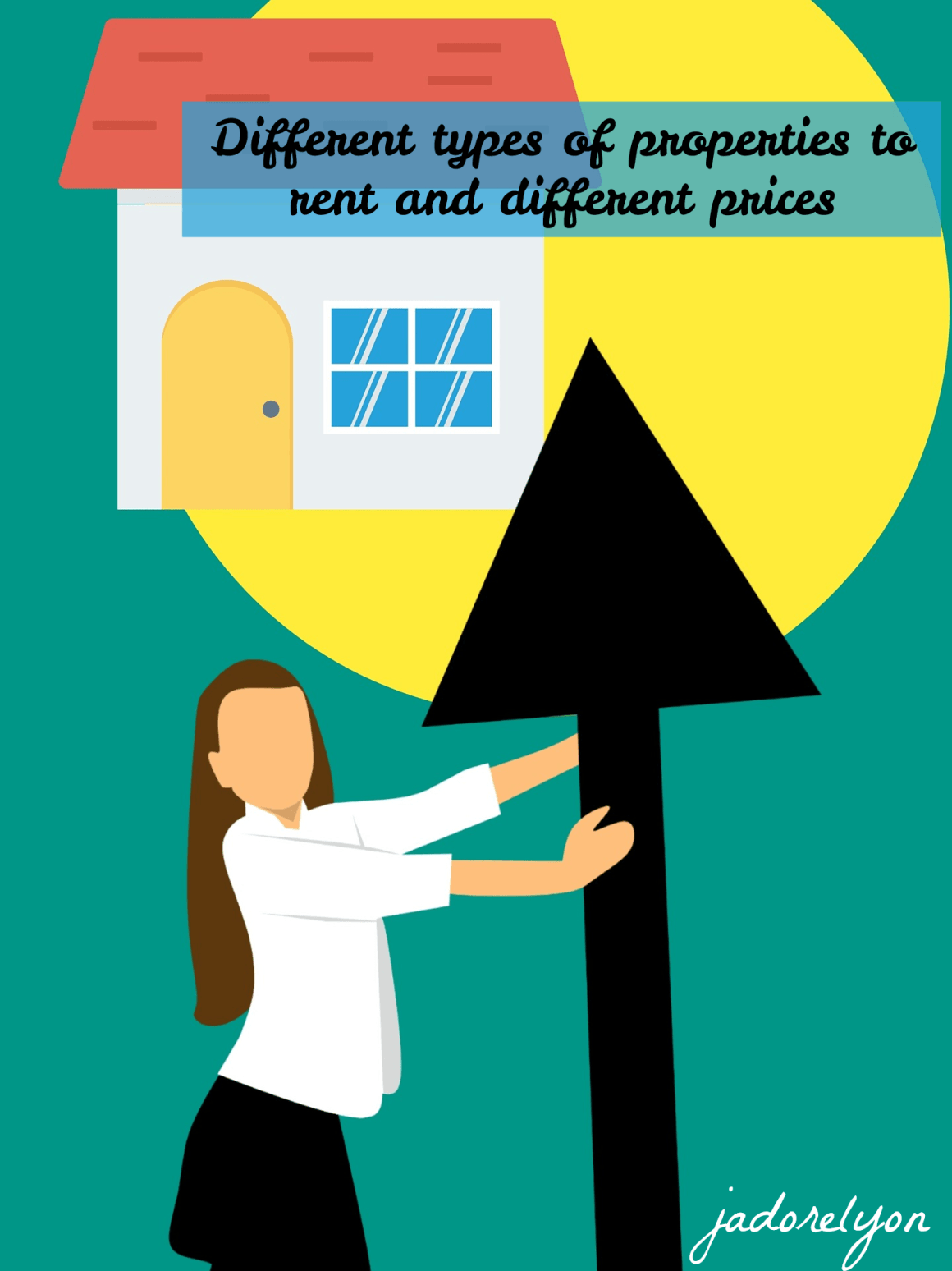 Different types of properties and different prices