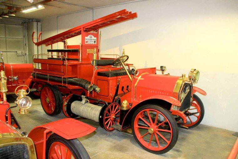 Musée des pompiers